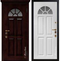Входная дверь Металюкс М1708/1 Е2 коллекция ArtWood
