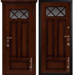 Входная дверь Металюкс М1709/11 коллекция ArtWood