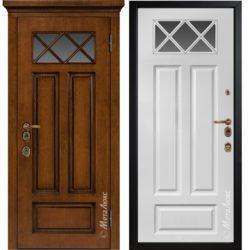 Входная дверь Металюкс М1709/3 Е2 коллекция ArtWood