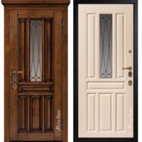 Входная дверь Металюкс М1711/15 коллекция ArtWood