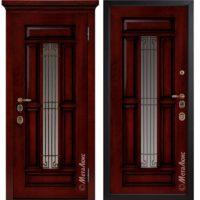 Входная дверь Металюкс М1712/10 коллекция ArtWood