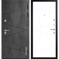Входная дверь Металюкс М85/1 коллекция БУНКЕР
