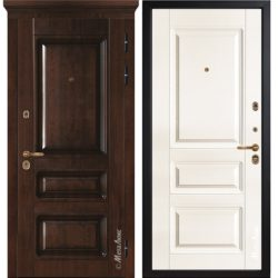 Входная дверь Металюкс М85/12 коллекция БУНКЕР