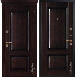 Входная дверь Металюкс М85/13 коллекция БУНКЕР