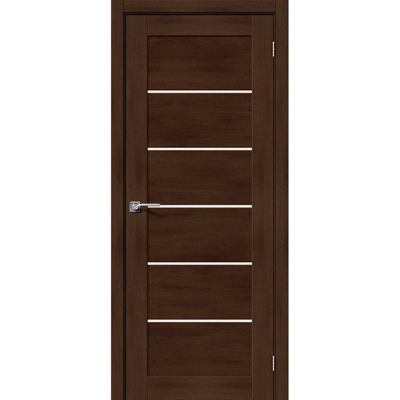 Межкомнатная дверь Легно-22 Dark Oak Экошпон Эльпорта в Минске, ул. Мазурова, 1 (2 этаж)