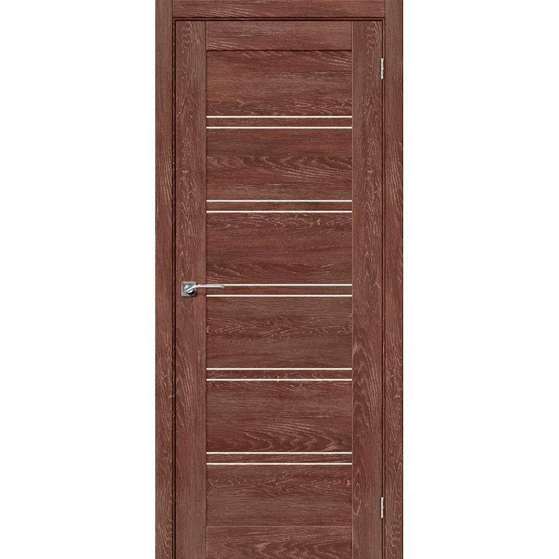 Межкомнатная дверь Легно-28 Chalet Grande Экошпон Эльпорта в Минске, ул. Мазурова, 1 (2 этаж)
