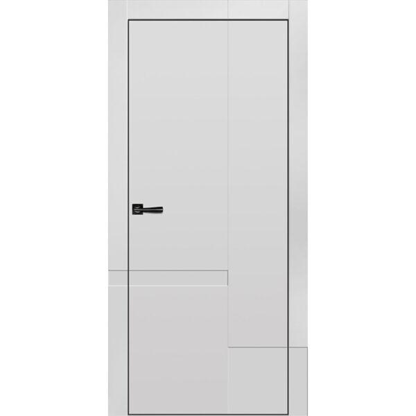 Межкомнатная дверь Новелла-5+ Эмаль коллекция Новелла
