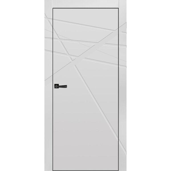 Межкомнатная дверь Новелла-6+ Эмаль коллекция Новелла