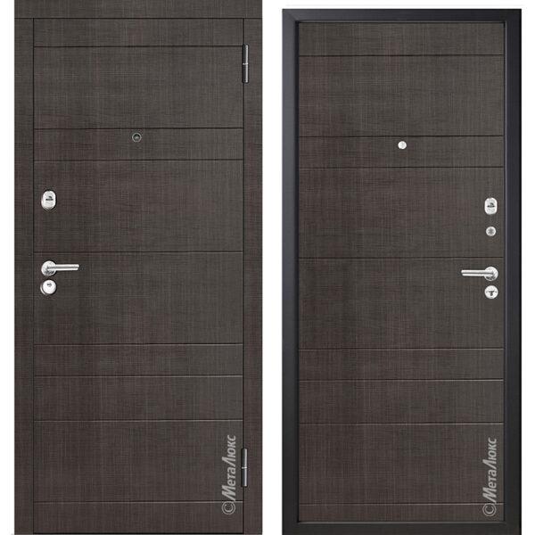 Входная дверь Металюкс М350/1 коллекция Гранд